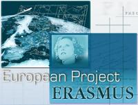 Logo du projet européen SESAR : ERASMUS