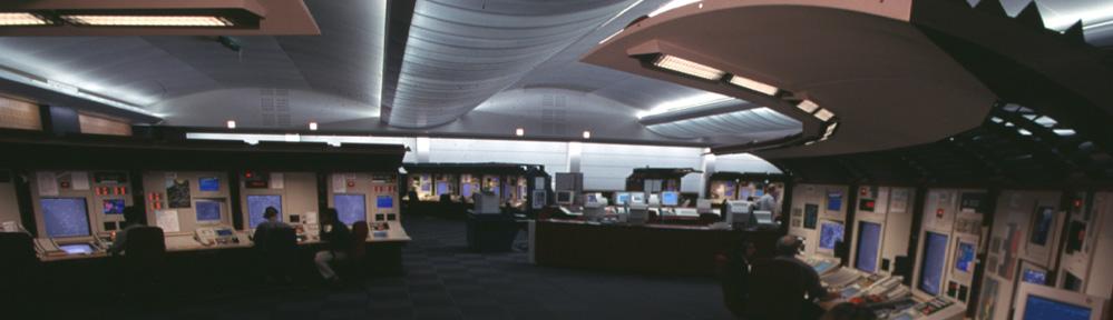 salle de contrôle d'un CRNA