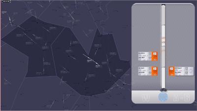 Capture d'un concept envisagé dans SESAR : le Meta Sector Planner