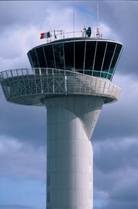 La tour de contrôle de Bordeaux Mérignac