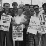 La grande grève du contrôle aérien aux Etats Unis en 1981