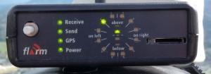 Le FLARM est un système d'anti-collision efficace et relativement peu coûteux utilisé principalement dans le monde du planeur mais rien n'empêche d'en équiper les UAV.