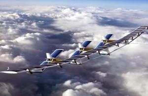 """Le DARPA a lancé ce projet """"Vulture"""" pour construire un drone évoluant à haute altitude et pendant une longue période (5 années d'autonomie sont envisagées)."""
