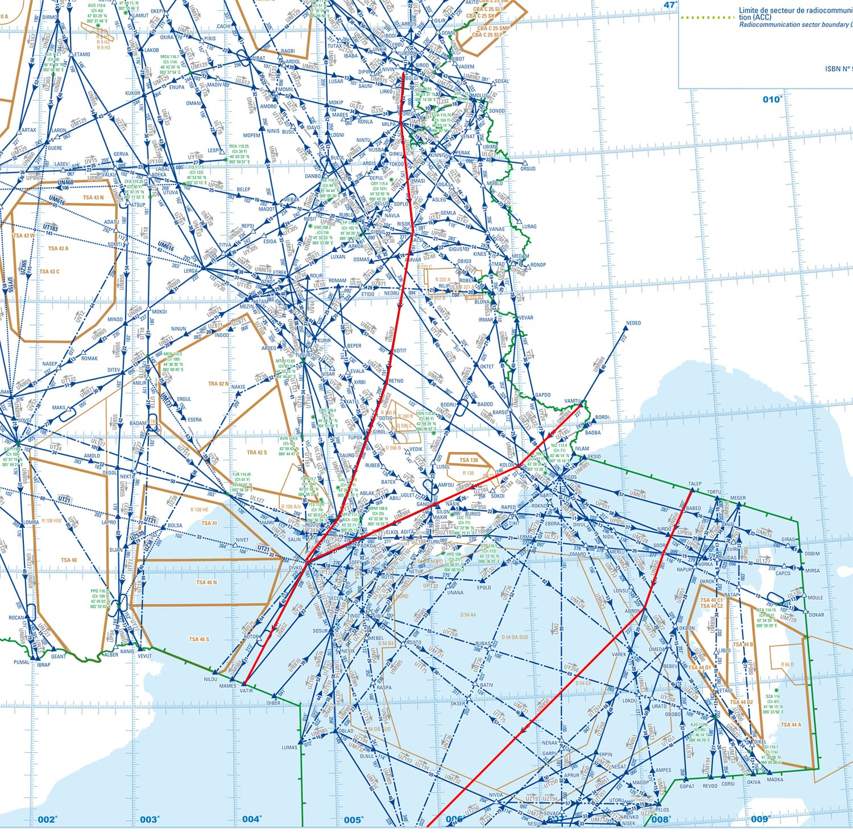Routes vers Palma